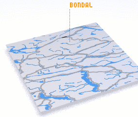 3d view of Bondal
