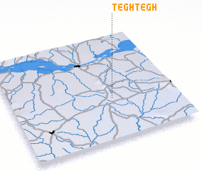 3d view of Teghtegh