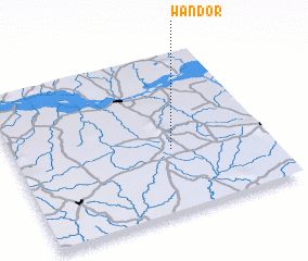 3d view of Wandor
