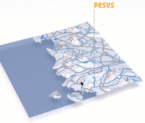 3d view of Pesus