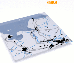 3d view of Hahle