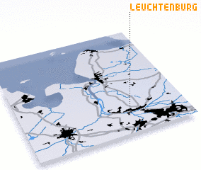 3d view of Leuchtenburg