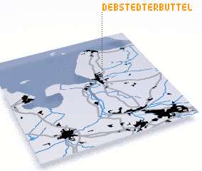 3d view of Debstedterbüttel