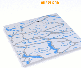 3d view of Øverland