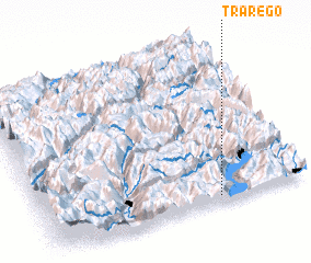 3d view of Trarego