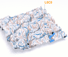 3d view of Loco
