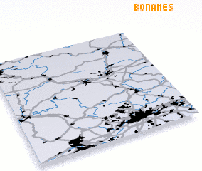 3d view of Bonames