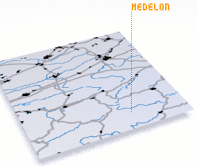 3d view of Medelon