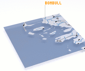 3d view of Bombüll