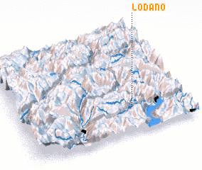 3d view of Lodano