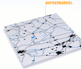 3d view of Auf dem Barrel