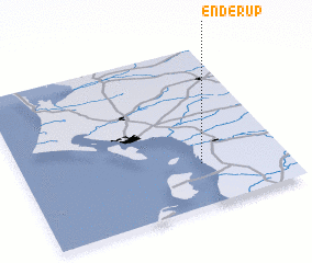 3d view of Enderup