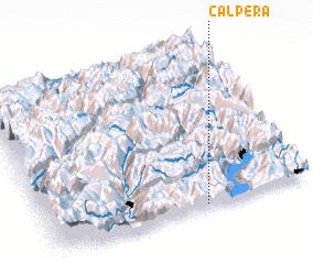 3d view of Calpera