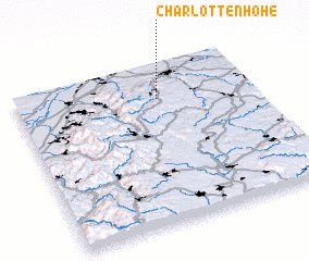 3d view of Charlottenhöhe