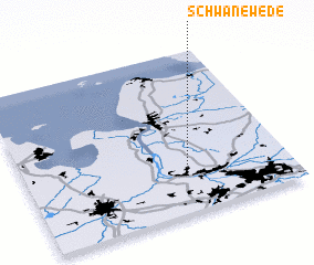 3d view of Schwanewede