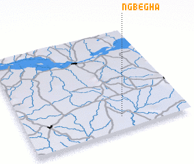 3d view of Ngbegha