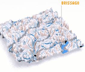 3d view of Brissago