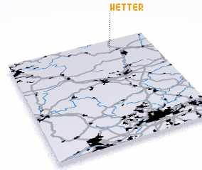 3d view of Wetter