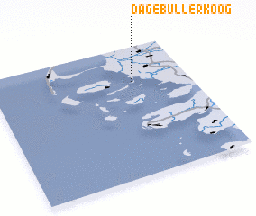 3d view of Dagebüllerkoog