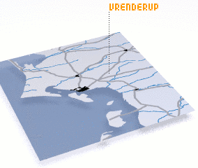 3d view of Vrenderup