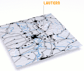 3d view of Lautern
