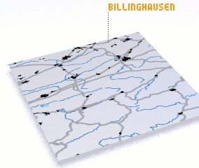 3d view of Billinghausen