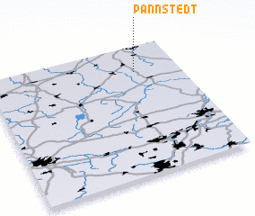3d view of Pannstedt