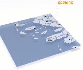 3d view of Garding