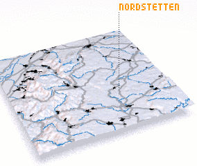 3d view of Nordstetten