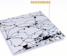 3d view of Neu Isenburg