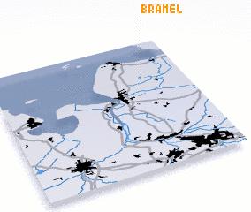 3d view of Bramel