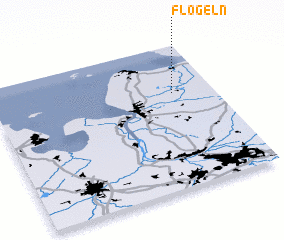 3d view of Flögeln