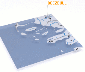 3d view of Deezbüll
