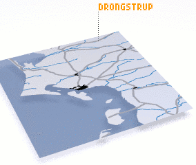 3d view of Drongstrup
