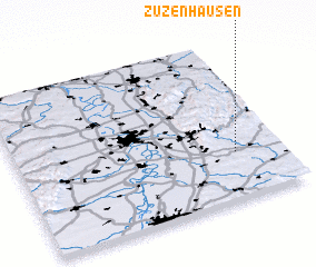 3d view of Zuzenhausen