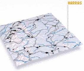 3d view of Harras