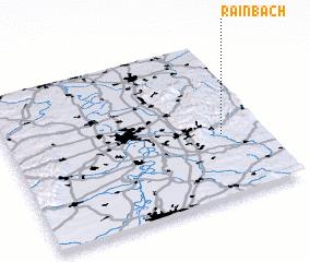 3d view of Rainbach