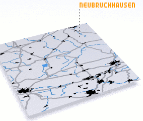 3d view of Neubruchhausen