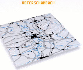 3d view of Unterscharbach