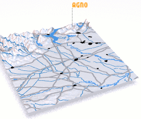 3d view of Agno