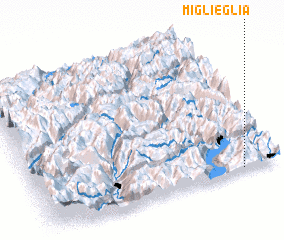 3d view of Miglieglia
