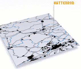 3d view of Hattenrod