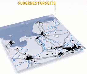 3d view of Süderwesterseite