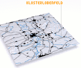 3d view of Kloster Lobenfeld