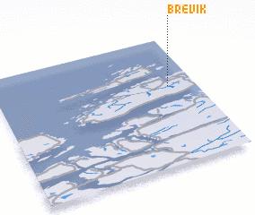 3d view of Brevik