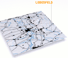 3d view of Lobenfeld