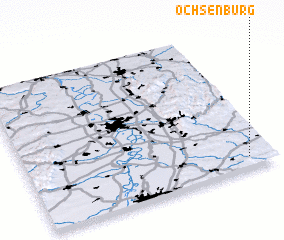 3d view of Ochsenburg
