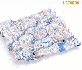 3d view of Locarno