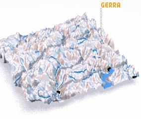 3d view of Gerra