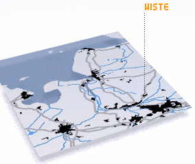 3d view of Wiste